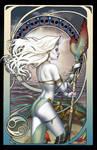 Lady Death Zodiac Cancer naughty