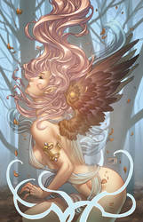 Of Angels colored