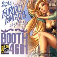 FairyTale Fantasies 2014 Rapunzel Teaser by ToolKitten