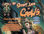 The Secret Life of Crows at Wondercon '14