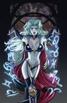 Lady Death Zodiac clean