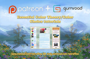 Essential Color Theory - Color Choice Tutorials by ToolKitten