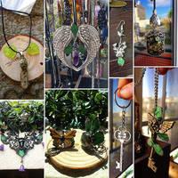 Organik Mechanic Jewelry by ToolKitten
