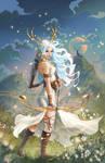Lindsey Stirlings Artemis by ToolKitten