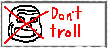 Don't Troll Stamp by pewdie-pinkiepie