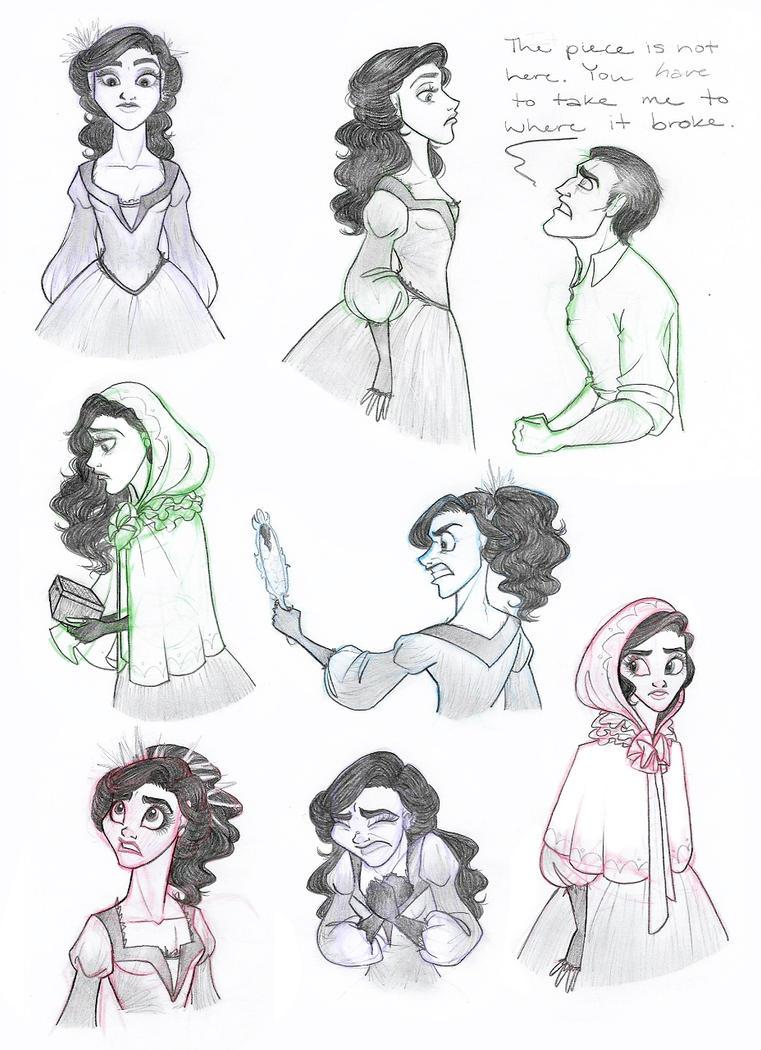 The Snow Queen by ShayLaLaLooHoo