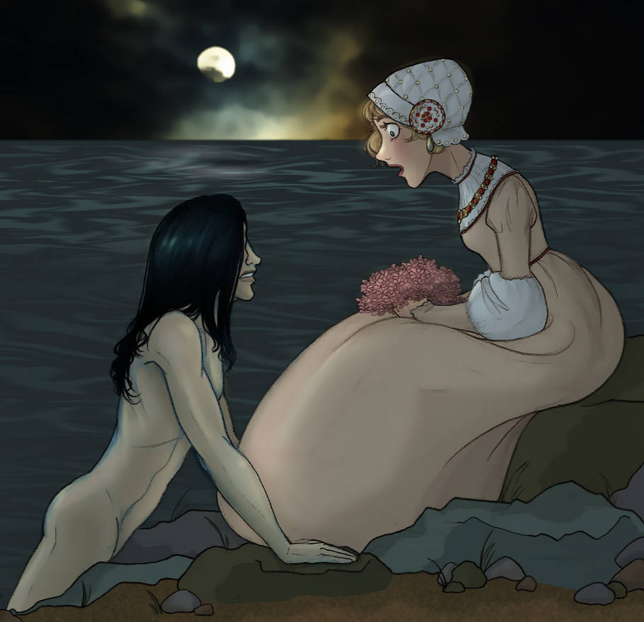 Agneta and the Sea King