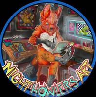 Art of Nighthowler by enuiyu