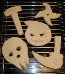 More Soul Eater Cookies
