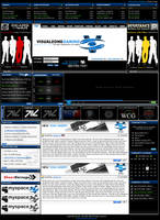 Team Visual Zone Gaming VZG by JereKel