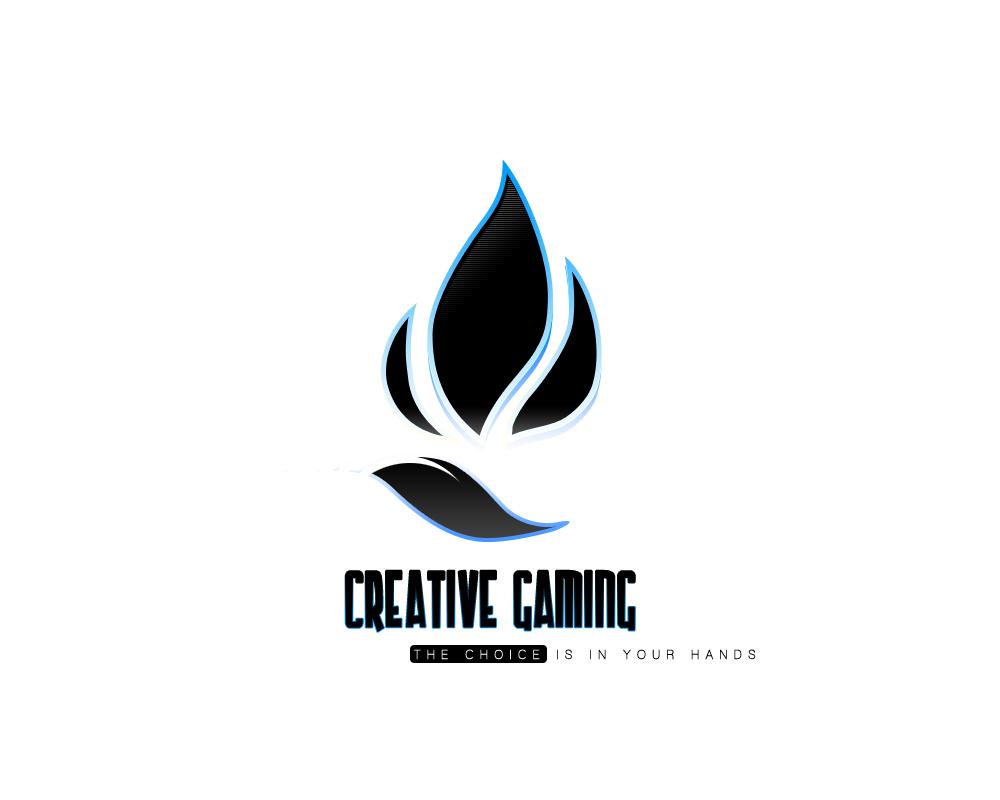 Creative Gaming : RANDOM Logo by JereKel