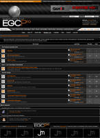 EGC pro Custom vB Forum Skin by JereKel