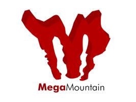 MegaMountain Logo by JereKel