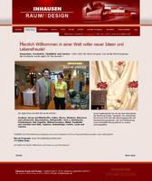 INHAUSEN Website Redesign by JereKel