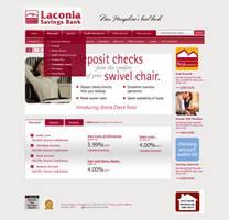 LSBDirect Bank Website by JereKel
