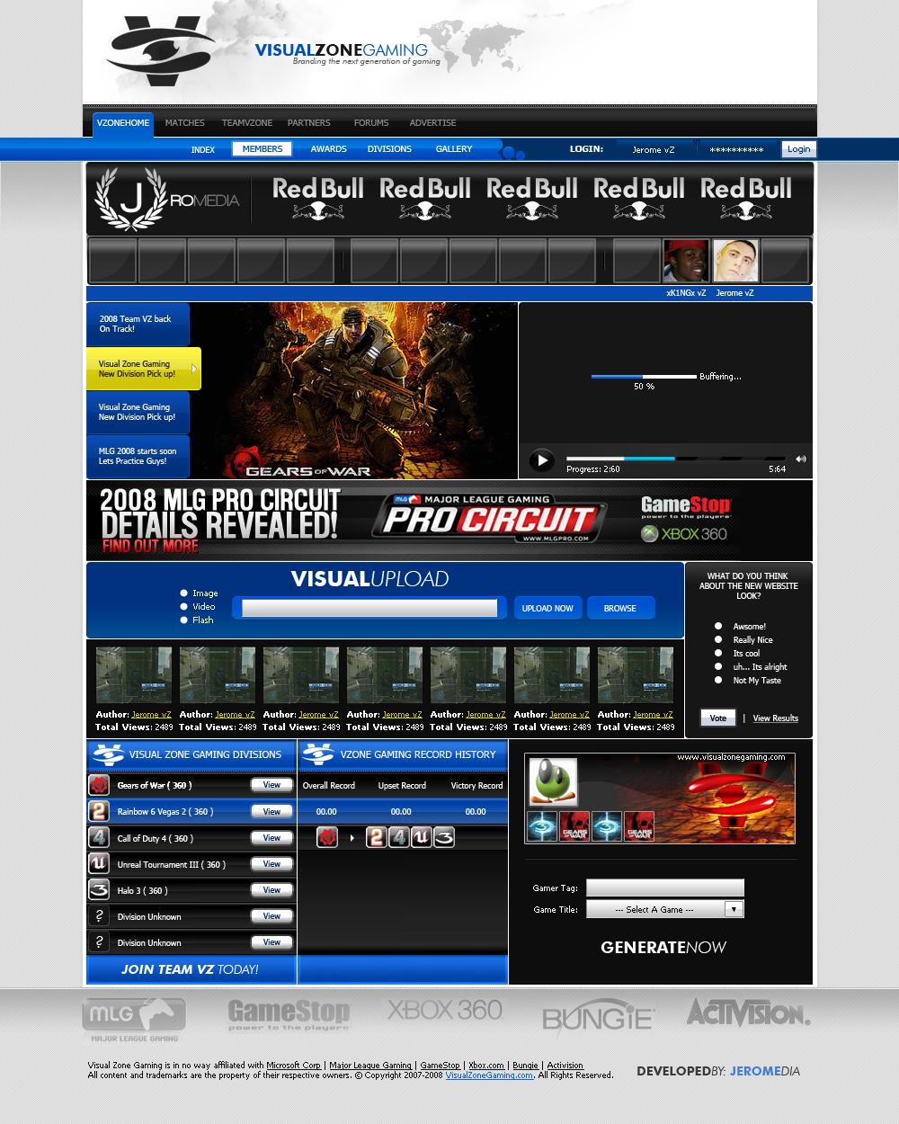 Clan Website 4 sale by JereKel