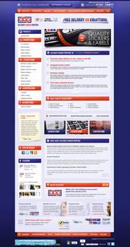 Banner Printing Web Design