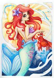 Ariel and Sebatian