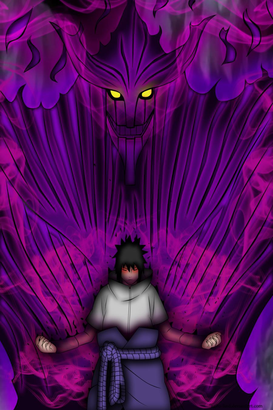 Sasuke Susano'o by EspadaZero on DeviantArt