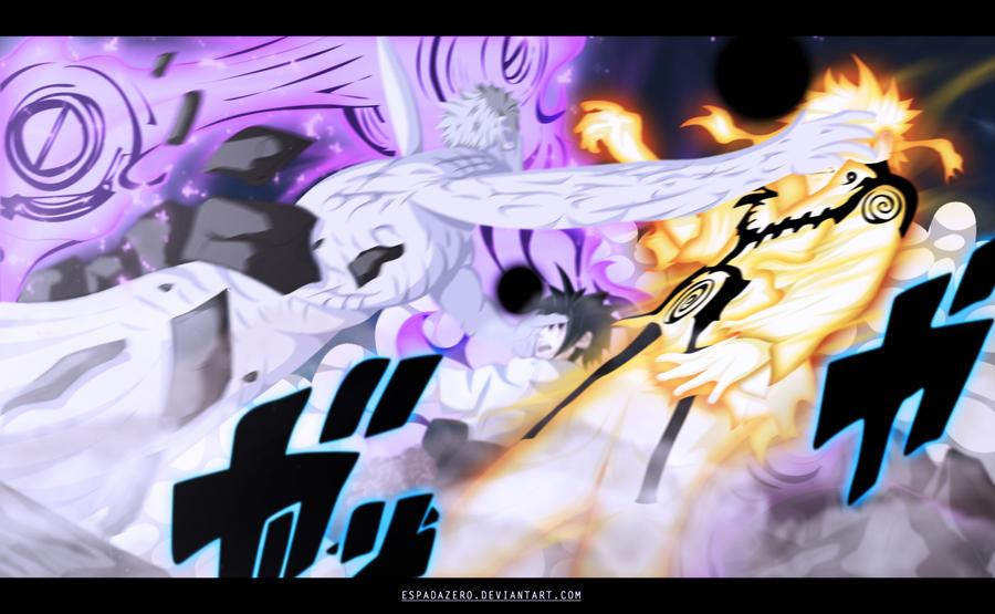 NARUTO 639 - Attack! by EspadaZero