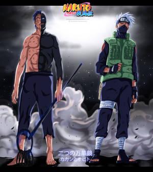 The Two Mangekyou, Obito and Kakashi