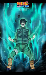NARUTO 667 - The Blue Beast of the Leaf Village