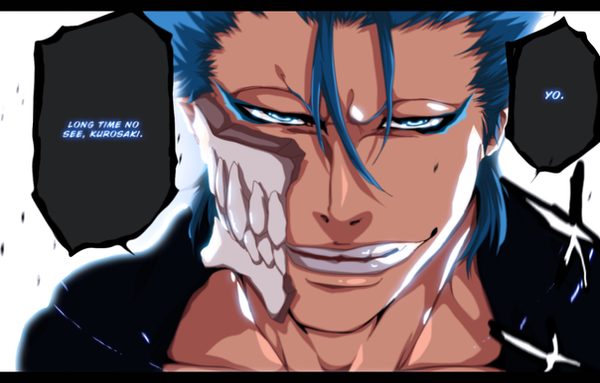 Bleach 626 - Grimmjow Returns by EspadaZero