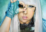 Lady Gaga from Pokerface