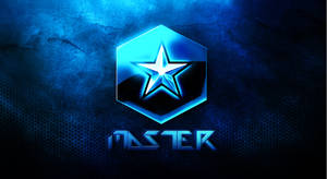 Master League Wallpaper with Text
