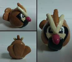 Pidgey Onigiri by Sara121089