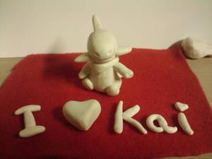 Kibago-Axew WIP Sculpt