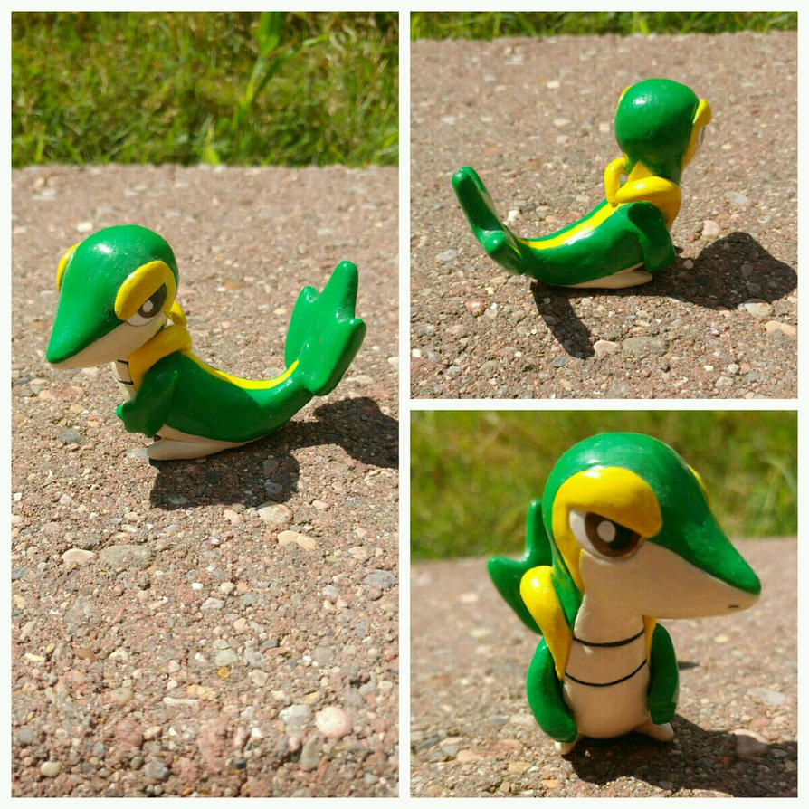 Snivy for Sale by Sara121089