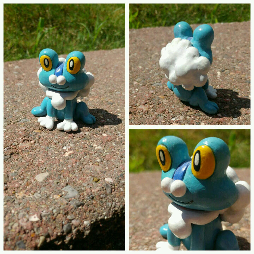 Froakie for Sale by Sara121089
