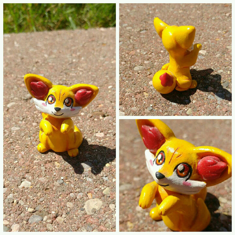 Fennekin 1 for Sale by Sara121089