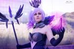 Dark Elementalist Lux from League of Legends