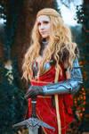 Cullen (genderbender) cosplay