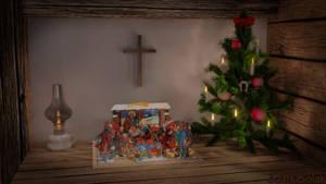 Mery Christmas - 3D Animation