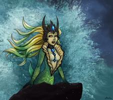 Little Mermaid Nami