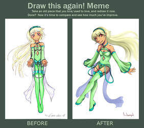 Draw this again! 2008 to 2015