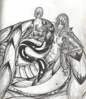 The Naga, Got Ya! by Venex123