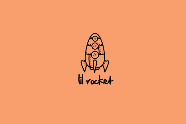 lil rocket by GunterSchobel