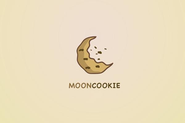 Moon Cookie logo by GunterSchobel on DeviantArt