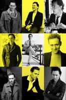 Tom Hiddleston by Eovina