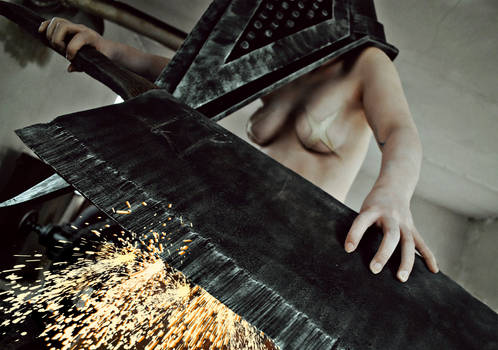 Silent Hill: Pyramid Head - Grinding it sharp