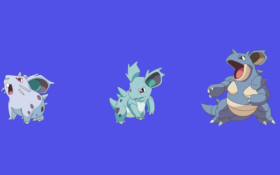 Go Back > Gallery For > Nidoran Wallpaper
