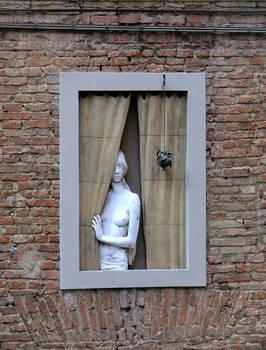 Is not a window...