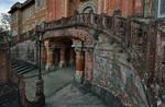 Entrance to the castle Sammezzano