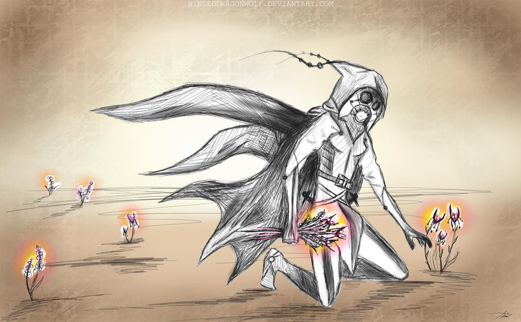 For Her by WingedDragonwolf