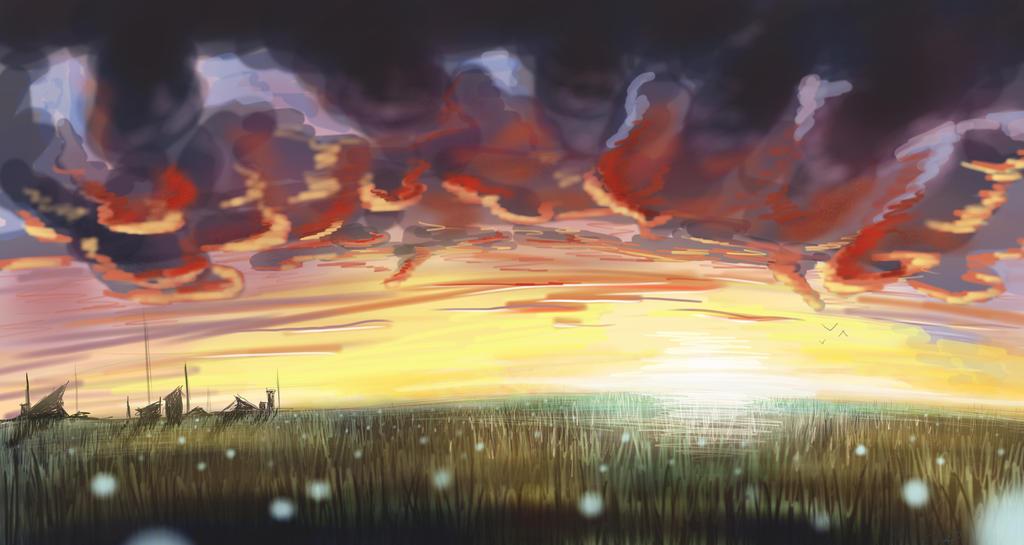 The Rift by WingedDragonwolf