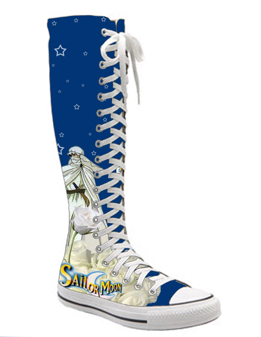 knight knee high converse Knee High Converse Sneakers